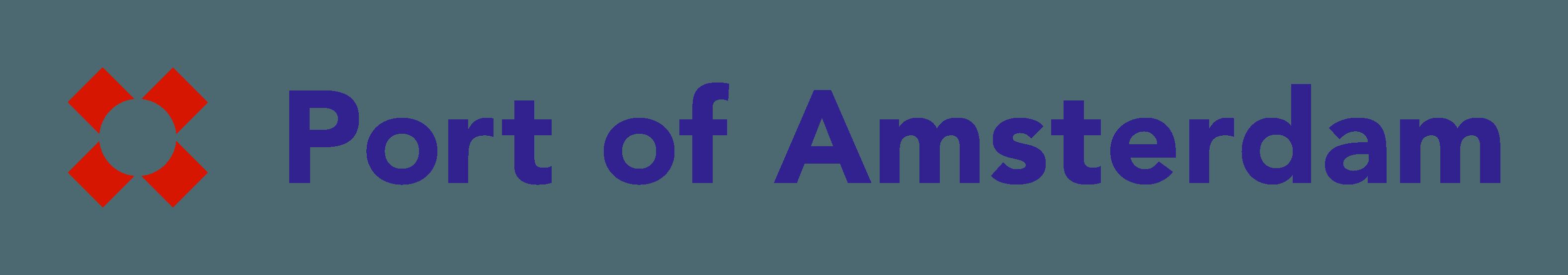 Logo Port of Amsterdam
